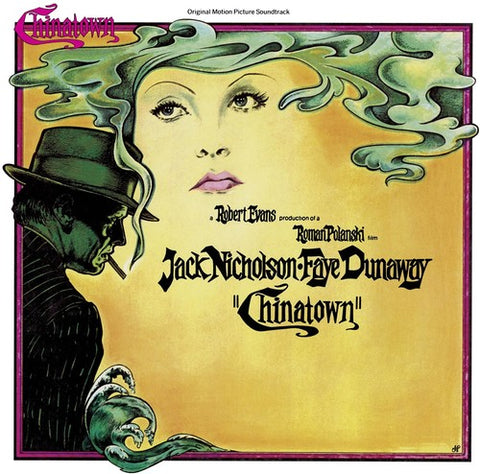 <b>Jerry Goldsmith </b><br><i>Chinatown (Original Motion Picture Soundtrack)</i>