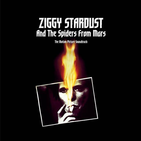 <b>David Bowie </b><br><i>Ziggy Stardust - The Motion Picture</i>