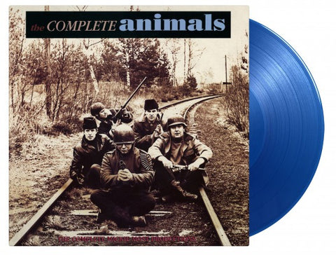 <b>The Animals </b><br><i>The Complete Animals [Import] [3-lp, Blue Vinyl]</i>