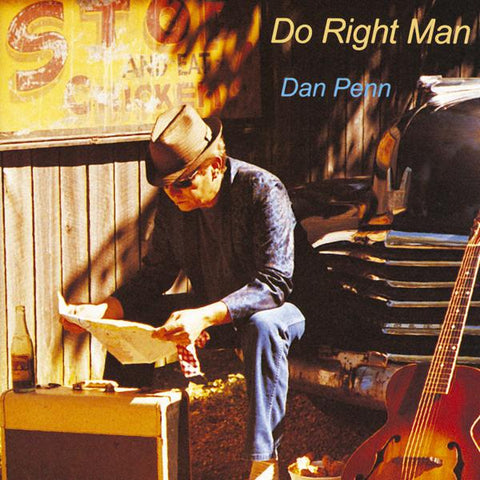 <b>Dan Penn </b><br><i>Do Right Man [SYEOR 2018 Exclusive]</i>
