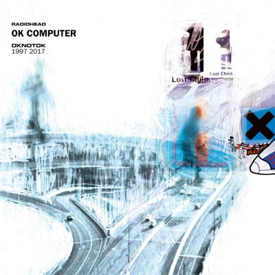 <b>Radiohead </b><br><i>OK Compter  OKNOTOK 1997 - 2017 [Indie-Exclusive Opaque Blue Vinyl] </i><br>Release Date : 06/23/2017