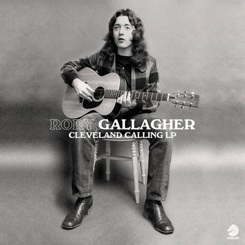 <b>Rory Gallagher </b><br><i>Cleveland Calling</i>