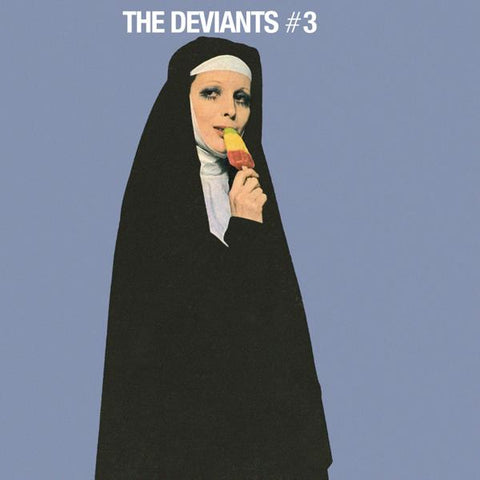 <b>The Deviants </b><br><i>The Deviants #3 [Black & White Vinyl]</i>