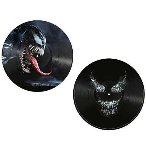 <b>Ludwig Goransson </b><br><i>Venom (Original Motion Picture Soundtrack) [Picture Disc]</i>