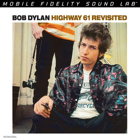 <b>Bob Dylan </b><br><i>Highway 61 Revisited [2LP, 45 RPM, Mono]</i>