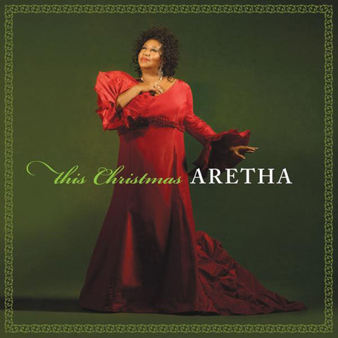 <b>Aretha Franklin </b><br><i>This Christmas Aretha</i>