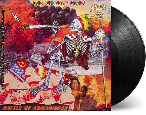 <b>Mr. Lee 'Scratch' Perry And The Upsetters </b><br><i>Battle Of Armagideon (Millionaire Liquidator) [Import]</i>
