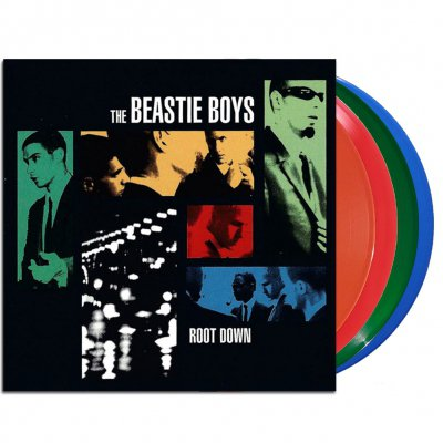 <b>Beastie Boys </b><br><i>Root Down EP [Indie-Exclusive Random Colored Vinyl]</i>