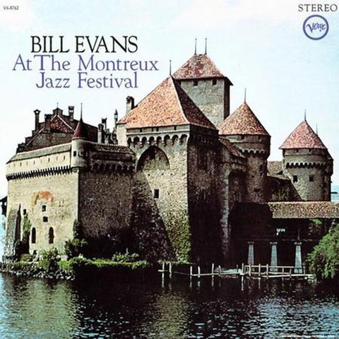 <b>Bill Evans </b><br><i>At The Montreux Jazz Festival [2-lp, 45 RPM]</i>