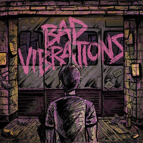 <b>A Day To Remember </b><br><i>Bad Vibrations</i>