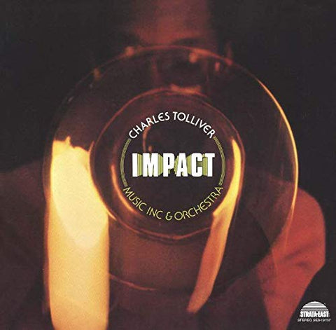 <b>Charles Tolliver / Music Inc & Orchestra </b><br><i>Impact</i>