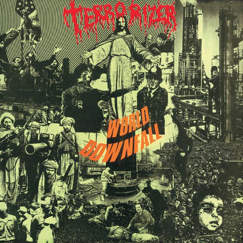 <b>Terrorizer </b><br><i>World Downfall</i>