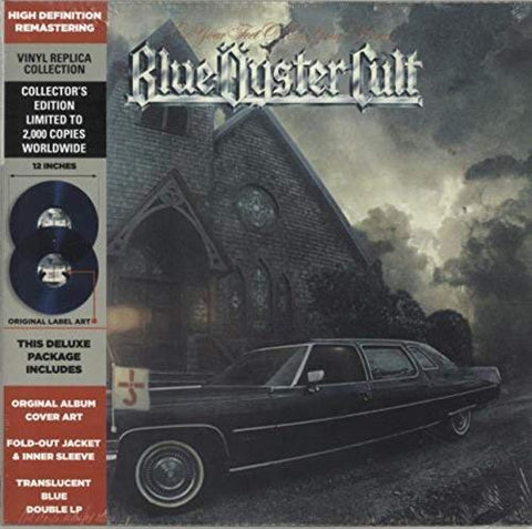 <b>Blue Oyster Cult </b><br><i>Some Enchanted Evening</i>