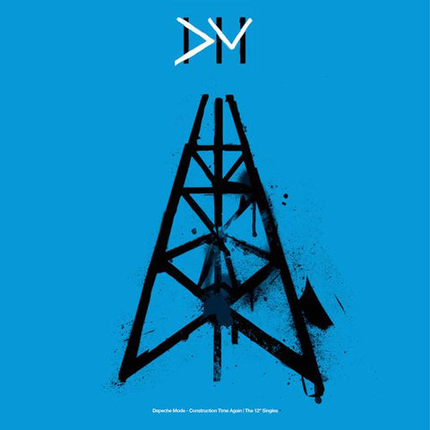 "<b>Depeche Mode </b><br><i>Construction Time Again | The 12"" Singles</i>"