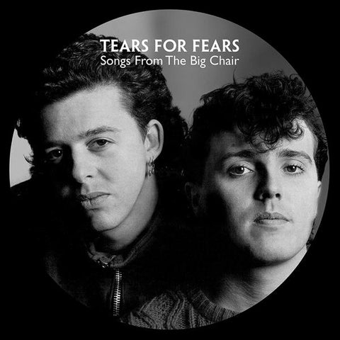 <b>Tears For Fears </b><br><i>Songs From The Big Chair [Picture Disc]</i>