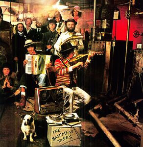 <b>Bob Dylan & The Band </b><br><i>The Basement Tapes [Import]</i>