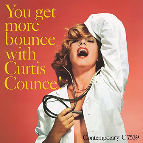 <b>Curtis Counce </b><br><i>You Get More Bounce With Curtis Counce!</i>