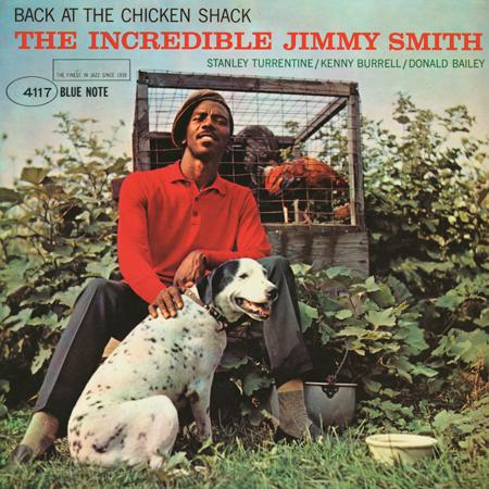 <b>The Incredible Jimmy Smith </b><br><i>Back At The Chicken Shack [2LP, 45 RPM]</i>