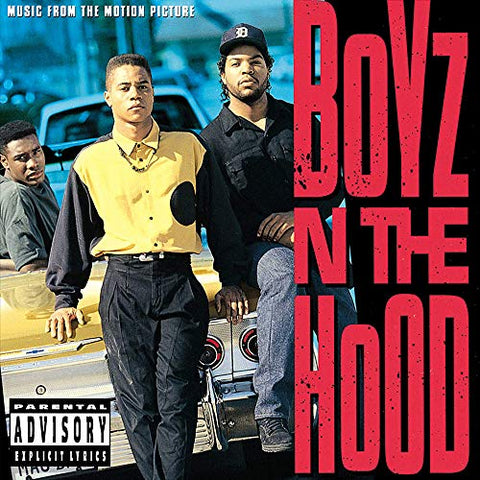 <b>Various </b><br><i>Boyz N The Hood (Music From The Motion Picture)</i>