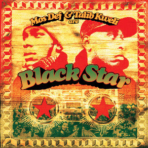 <b>Black Star </b><br><i>Mos Def & Talib Kweli Are Black Star</i>