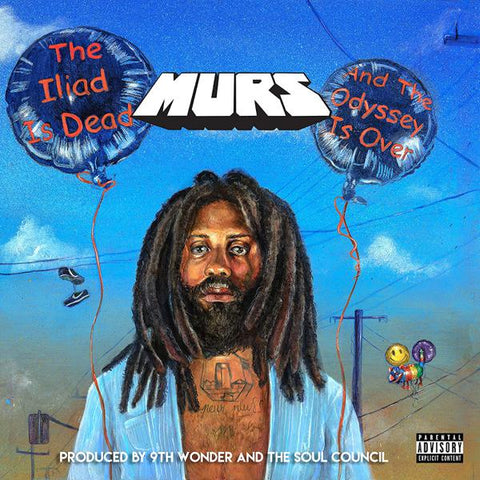 <b>Murs </b><br><i>The Iliad Is Dead And The Odyssey Is Over [Picture Disc]</i>