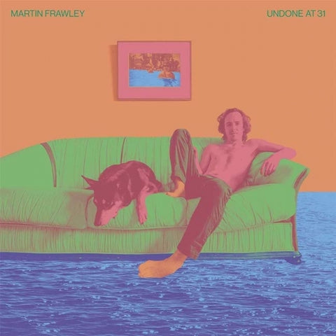 <b>Marty Frawley </b><br><i>Undone at 31 [Indie-Exclusive Blue-White Marble Vinyl]</i>