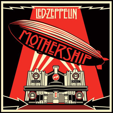 <b>Led Zeppelin </b><br><i>Mothership [4LP Box Set]</i>
