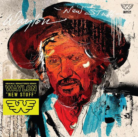 <b>Waylon Jennings </b><br><i>New Stuff</i>