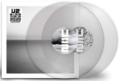 <b>U2 </b><br><i>No Line On The Horizon [Clear Vinyl]</i>