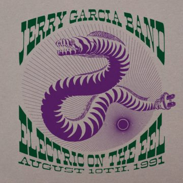 e318687a Jerry Garcia Band - Electric On The Eel [4LP] – Plaid Room Records