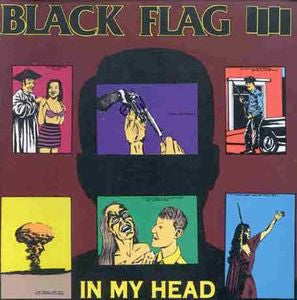 <b>Black Flag </b><br><i>In My Head</i>