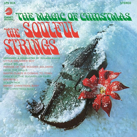 <b>The Soulful Strings </b><br><i>The Magic Of Christmas</i>