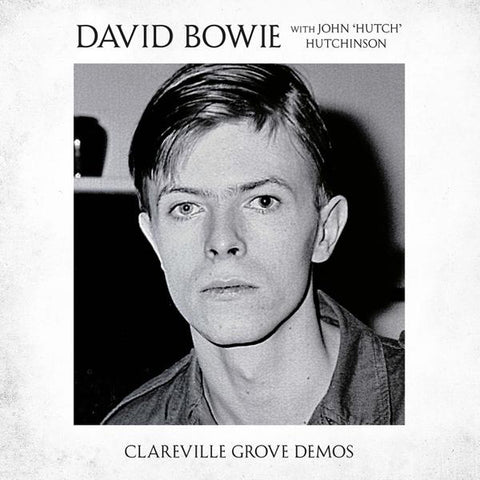 "<b>David Bowie </b><br><i>Clareville Grove Demos [3x7"" Singles Box]</i>"