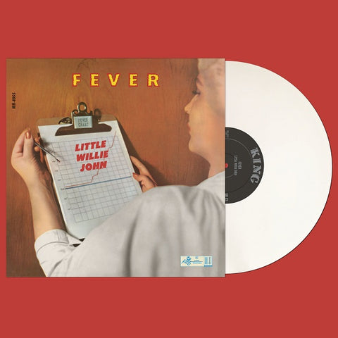 <b>Little Willie John </b><br><i>Fever [White Vinyl]</i>