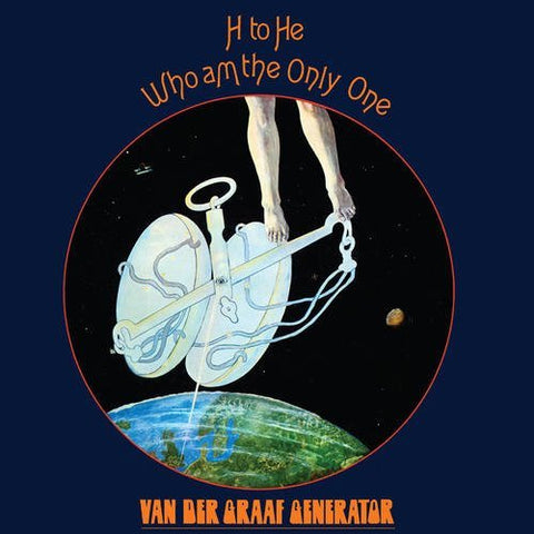 <b>Van Der Graaf Generator </b><br><i>H To He Who Am The Only One</i>
