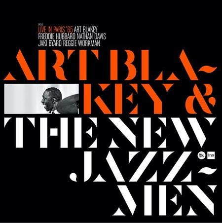 <b>Art Blakey & The New Jazzmen </b><br><i>Live In Paris 65</i>