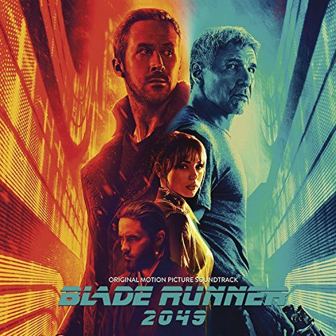 <b>Hans Zimmer & Benjamin Wallfisch </b><br><i>Blade Runner 2049 - Original Motion Picture Soundtrack</i>
