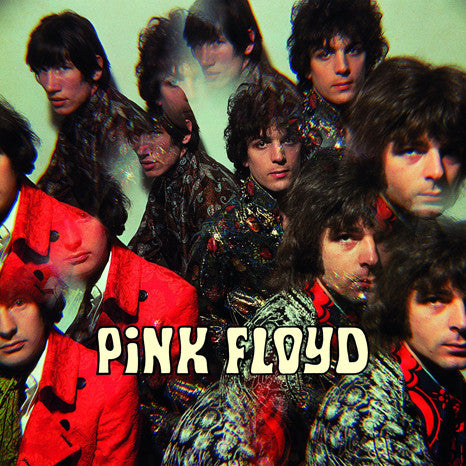 <b>Pink Floyd </b><br><i>The Piper At The Gates Of Dawn</i>