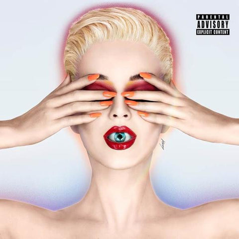 <b>Katy Perry </b><br><i>Witness [Indie-Exclusive Red vinyl]</i>