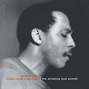 <b>Bud Powell </b><br><i>The Amazing Bud Powell, Volume 1</i>