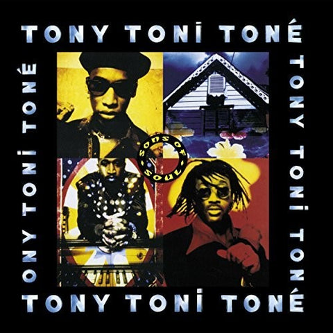 <b>Tony! Toni! Ton! </b><br><i>Sons Of Soul</i>