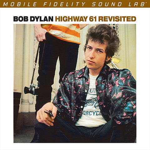 <b>Bob Dylan </b><br><i>Highway 61 Revisited [2LP,  45 RPM, Stereo]</i>