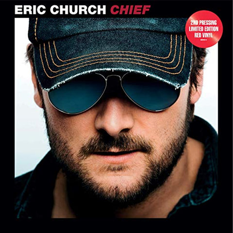<b>Eric Church </b><br><i>Chief [Red Vinyl]</i>