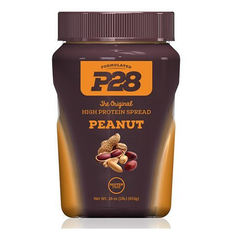 P28, High Protein Spread, Peanut Butter, 16 oz.