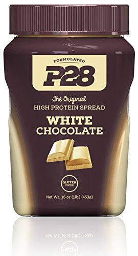 P28, High Protein Spread, White Chocolate, 16 oz.