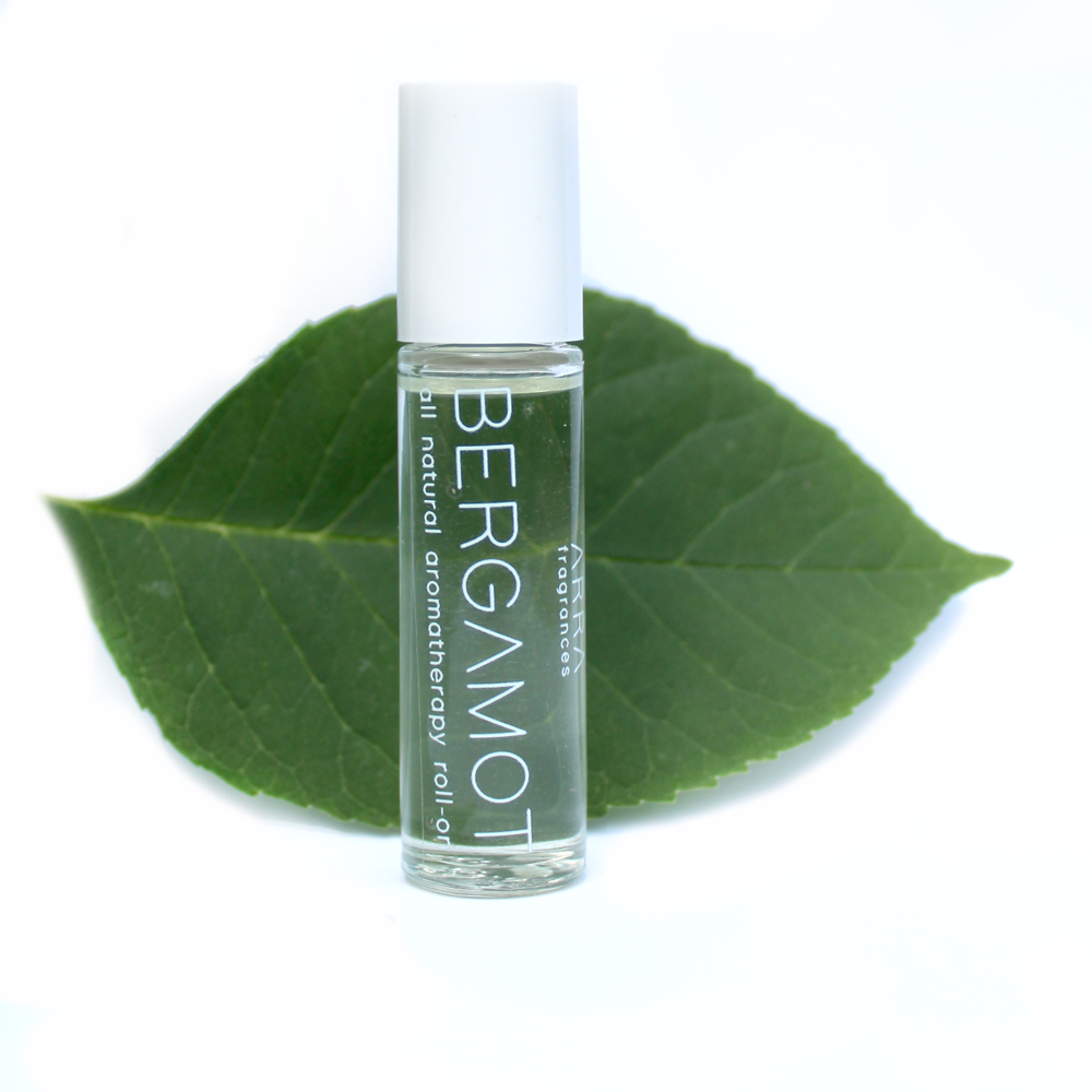 Bergamot - Roll-on essential oil perfume