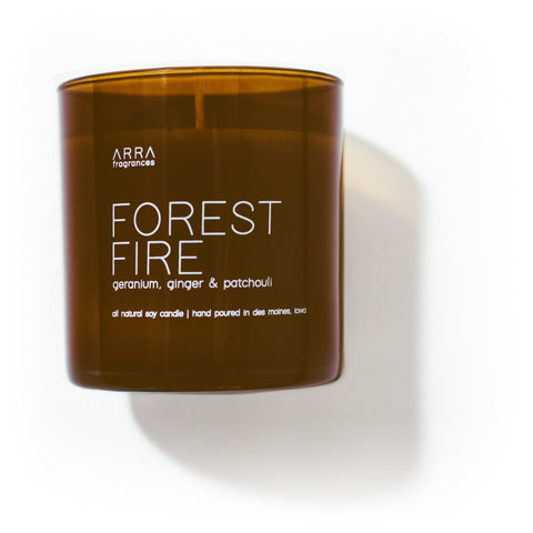 Forest Fire - Soy Candle