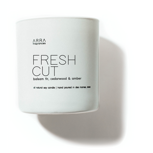 Fresh Cut - Soy Candle
