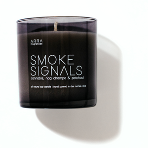 Smoke Signals- Soy Candle