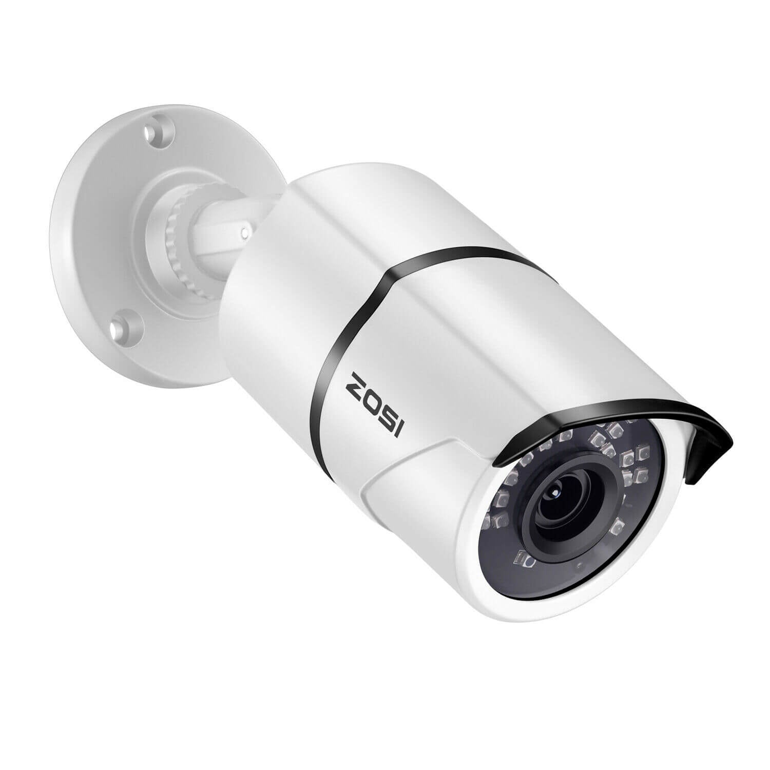 1080P Security Camera, 120ft Infrared Night Vision, Compatible with TVI CVI AHD CVBS DVR